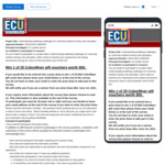Win 1 of 25 $50 Coles/Myer Gift Voucher from Edith Cowan University Western Australia Research Survey