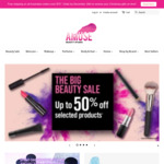 Buy 2 Get 1 Free on Full Priced Items @ AmuseBeauty.com.au