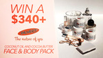 Win a Palmer's Face & Body Pack Worth $340.56 from Seven Network