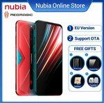 "ZTE Nubia Red Magic 5G Gaming Phone 6.65"" 144Hz AMOLED SD865 8G 128GB NFC  AU$649.00/ US$492.99 @Nubia store via AliExpress"