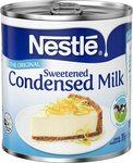 Nestle Sweetened Condensed Milk, 395g $2 (Minimum Order Quantity 3) + Delivery ($0 with Prime/ $39 Spend) @ Amazon AU