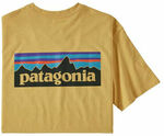 Patagonia Logo Tee Surfboard Yellow $40 (RRP $69.99) + Delivery (Free with $100 Spend/C&C) @ Macpac