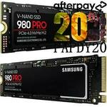 [Afterpay] Samsung 980 Pro 1TB M.2 NVMe PCIe 4.0 SSD $228 Delivered (+ $22 Cashback via Redemption) @ Gg.tech365 eBay