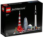 [LatitudePay] LEGO Architecture Tokyo 21051 $43.20 I LEGO Ideas Dinosaur Fossils 21320 $59.20 Shipped @ Target via Catch