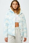 The Mother Puffer Jacket in Blue $22.50 (RRP $59.95) + $7 Delivery (Free with $60 Spend) @ Cotton On
