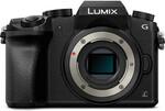 Panasonic Lumix DMC-G7 w/14-42mm $656.53 Delivered @ Georges Cameras