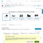 Up to 45% off Dell laptops (Dell G5 15 SE $1195.99)/ 30% Off Desktops & Monitors at Dell/ Up to 10% cashback via ShopBack (Exp)