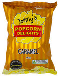 Jonny's Caramel Popcorn Delights $2 @ Coles (Online Only Special, Select Stores)