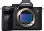 [Back Order] Sony Alpha A7s III Mirrorless Camera (Body Only) $4845.03 + Delivery @ Camera Electronics