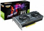 Inno3d GeForce RTX 3060 Ti Twin X2 LHR 8GB GPU $849 + Delivery @ PC Case Gear