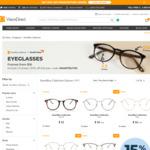 Prescription Glasses with Lenses $23 Delivered @ VisionDirect