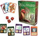 Dragonwood Dice Game $19.80 + Delivery ($0 with Prime/ $39 Spend) @ Amazon AU / + $7.95 Delivery @ Toys R Us