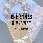 Win Custom Doormats, a Chrismas Wreath and Cookies from The Doormat Society