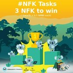 Win 1 of 3 NFTs Valued at over $300 Each from KoalaDefi