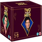Two and a Half Men (Seasons 1-8) DVD Boxset @ $53 Delivered