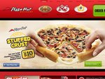 Pizza Hut 1 Legend Pizza for $5.95, 2 Classic Pizzas for $10 (Pick up)