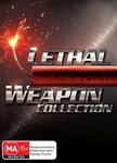 Warner Bros - Lethal Weapon 1-4 Box Set Blu Ray $23.46 Shipped