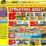 $100 off Canon DSLRs at JB Hi-Fi with Trade-In of Crummy Old Camera. 600D Body $396