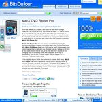 Macx DVD Ripper Pro for Mac for Free