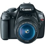 Canon EOS Rebel T3 SLR with 18-55mm IS II Lens + Canon EF-S 55-250mm = $470 Delivered @ Amazon