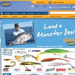 Club BCF 25% OFF - Fishing Lures, Jigheads, Shimano Rods, Coolers, Iceboxes