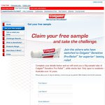 FREE Colgate Sensitive Pro-Relief™ Toothpaste 30g Sample