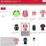 English Premier League - Stoke City FC Adidas Football Shirts - £10 Delivered @ SCFCDirect
