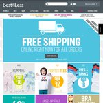Free Shipping  [No Min Spend] @ Best And Less