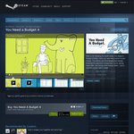 [Steam Winter Sale] You Need A Budget 4 - US $15 (75% off) - Expires 5pm AEDST 1/1/2015