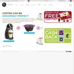 Free Nescafe Dolce Gusto Mini Me Machine with Order of 15 Boxes of Capsules + Free Shipping