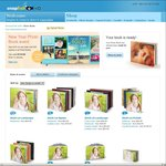 Snapfish - Up to 60% Off Photo Books, 50% Off Canvas Prints with Free Shipping