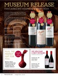Free Riedel Decanter with 6 Bottle Purchase from The Penfolds Collection, First Choice Liquor + Vintage Cellars