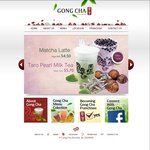 Gong Cha Buy 1 Get 1 Free at Chatswood NSW