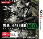 Metal Gear Solid 3D Snake Eater Nintendo 3DS $43.88 + Free P&H [20 only, 24hrs] @ SellingOutSoon