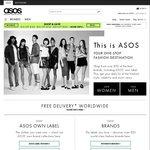 ASOS - $15 off $100, $30 off $150, $50 off $200