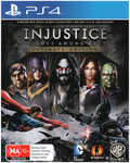 Injustice: Gods Among Us Ultimate Edition PS4 $26 @ BIG W Broadmeadows VIC