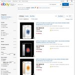 iPhone SE 16GB for $623.20 / 64GB $743.20 Delivered @ Ausluck eBay