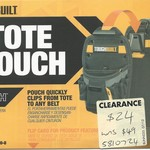"""Toughbuilt 8"""" Tool Tote and Pouch for $24.00 (Was $49.00) @ Bunnings Warehouse Marion SA"""