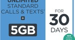Kogan Mobile Data Upgrade on All Plans (3GB→5GB, 8GB→10GB, 12GB→14GB)