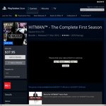 [PS4] HITMAN The Complete First Season 55% off @PSN Store - $37.95 (AU)