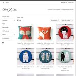 20% off All Kids Collection @ Olive & Leo Home. Free Shipping to Aus