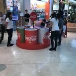 Free 250ml Coke Varieties NSW Macquarie Shopping Centre NSW