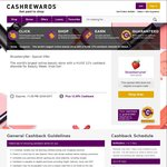 12% Cashback at Strawberry Net with Cashrewards