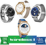 Huawei W1 Smart Watch (Stainless Steel Silver & Mesh, Jewel Rose Gold, Elegant) $275.50 Delivered @ Wireless 1 eBay