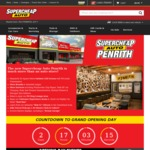 Supercheap Auto Penrith 'Customer Experience Centre' Grand Opening - 25% off All Store Stock