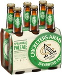 Cricketers Arms Spearhead Pale Ale 330ml $10 Per Six Pack. May Not Be Nationwide @ BWS