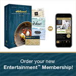 $15 off Entertainment Books $45-$55 Delivered + 1.25% Card Payment Fee (The Star Entertainment Group Exclusive Staff Price)