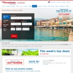 16% off Selected Hotels @ CheapTickets