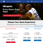 NBA League Pass 2017-2018: ~$93 AUD via Mexico VPN & Code PRESEASON10 ($299 Locally)