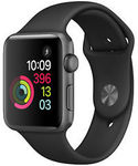 Apple Watch S2 42mm Space Grey with Black Sport Band $375.20 Delivered @ Myer eBay